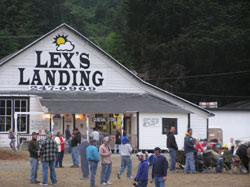 Lex's Landing is for sale!